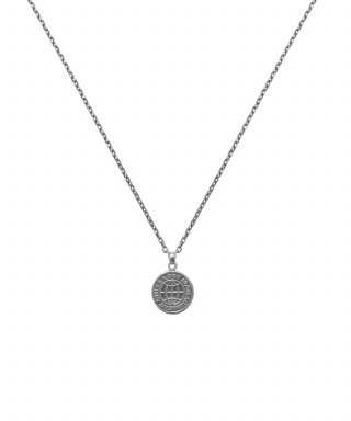 엘엠씨(lmc) LMC COIN SILVER NECKLACE
