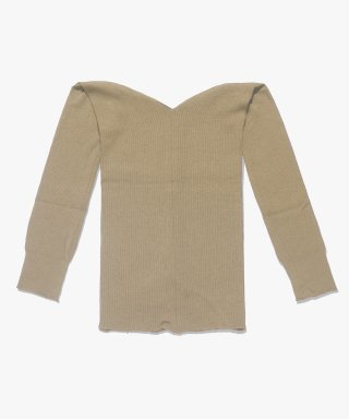 아파트먼트(apartment) (W) HARI KNIT- BEIGE