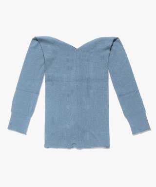 아파트먼트(apartment) (W) HARI KNIT- SKYBLUE