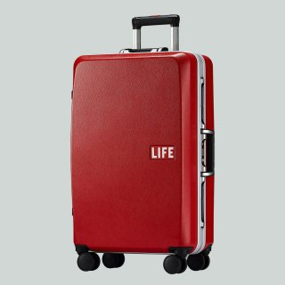 라이프 아카이브(life) LIFE CLASSIC LUGGAGE 96L_RED