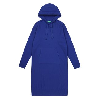 베네통(benetton) Hoodie knit dress_1044V249719R