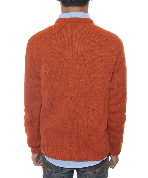 cc991ff5eb06e 칼하트WIP(CARHARTT WIP) ANGLISTIC SWEATER CADMIUM HEATHER - 79