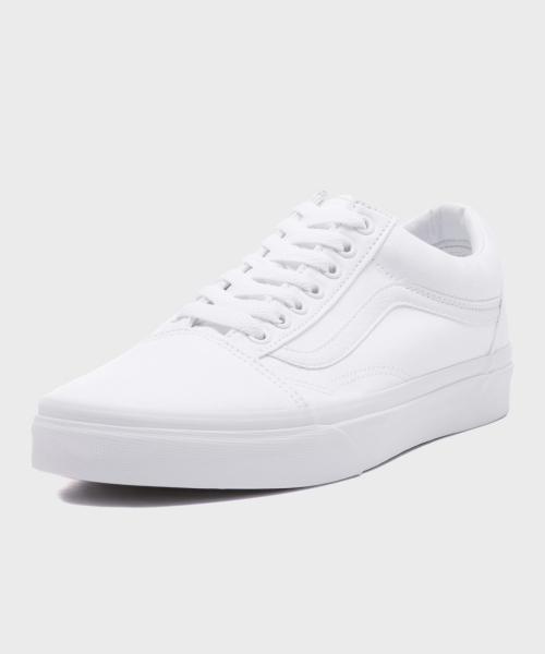 반스(VANS) 올드스쿨 / VN-0D3HW00 / Old Skool true white