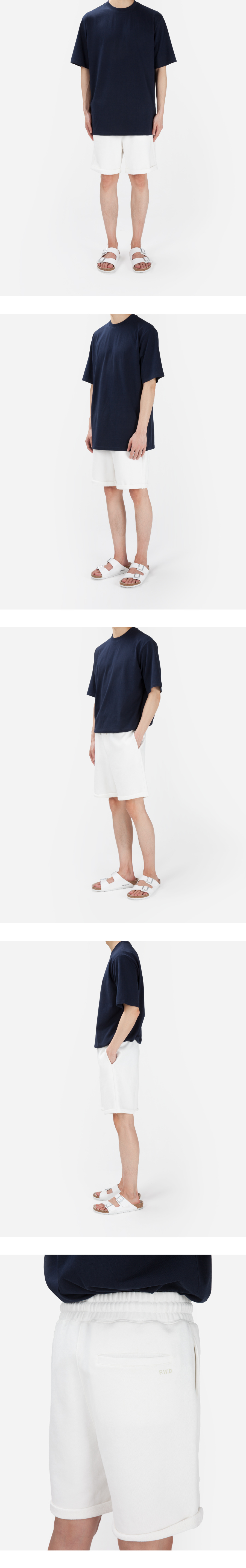 피스워커(PIECE WORKER) Sweet Shorts - Ivory / Shorts
