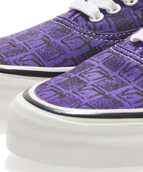 283bdda24548fc (VANS) Authentic 44 DX - (Anaheim Factory) og bright purple square root    VN0A38ENU6B1