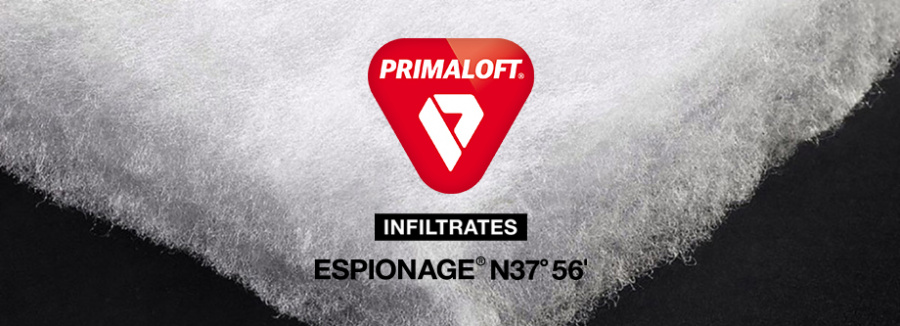 에스피오나지(ESPIONAGE) Chesty M1947  Parka Black