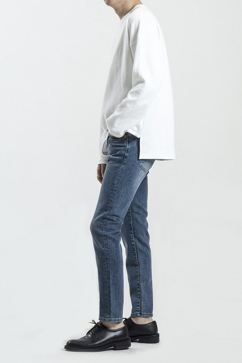브랜디드(BRANDED) 1919 NEW STANDARD JEANS [CROP SLIM]