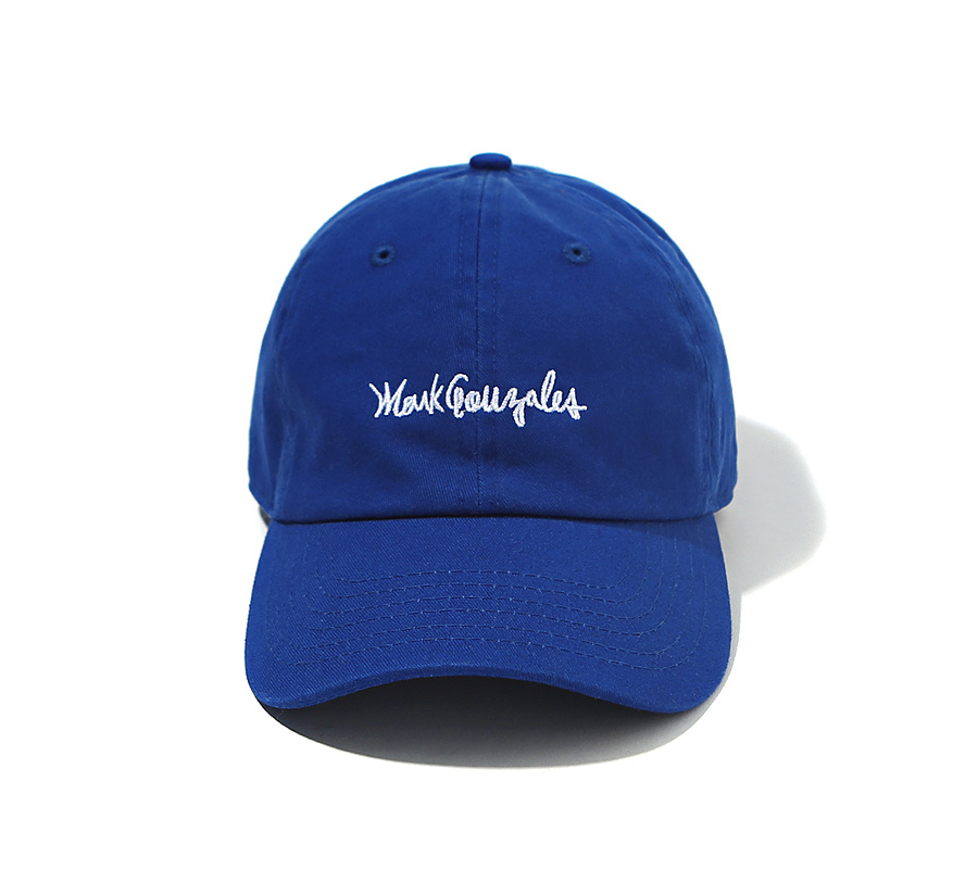 마크 곤잘레스(MARK GONZALES) M/G BALL CAP BLUE