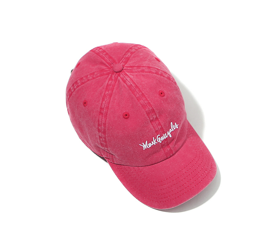 마크 곤잘레스(MARK GONZALES) M/G BALL CAP PINK