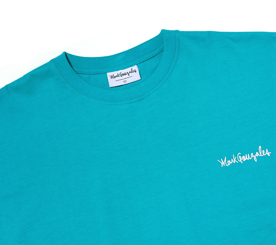 마크 곤잘레스(MARK GONZALES) M/G SMALL SIGN LOGO T-SHIRTS MINT