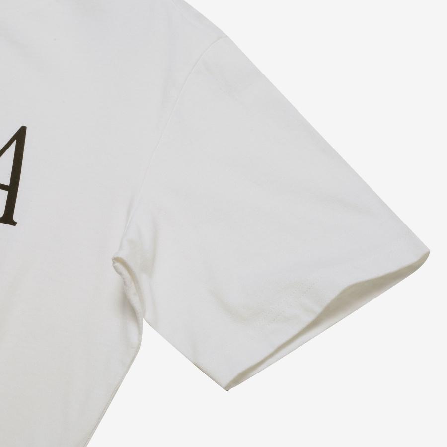 Fila(FILA)Heritage寬鬆短袖(FE2RSB5109XOWH)