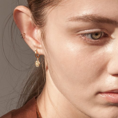 아르코(ARCO) Two Line Earcuff