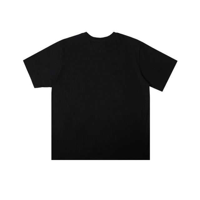 도조(DOZOH) BLACK DZH F/WHITE LOGO T-SHIRTS