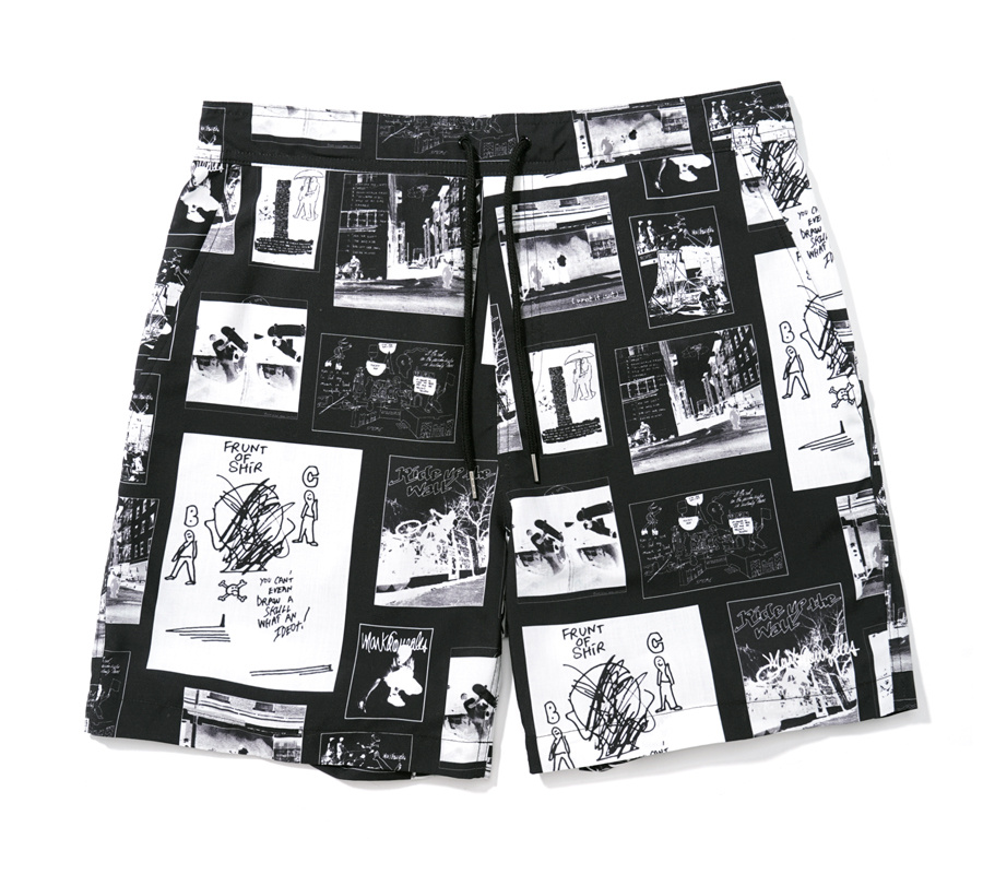 마크 곤잘레스(MARK GONZALES) M/G GRAPHIC SHORTS ETC