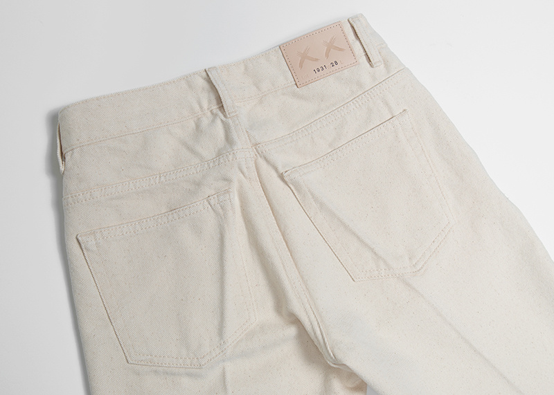 브랜디드(BRANDED) 1931 OBJECT JEANS [CROP STRAIGHT]