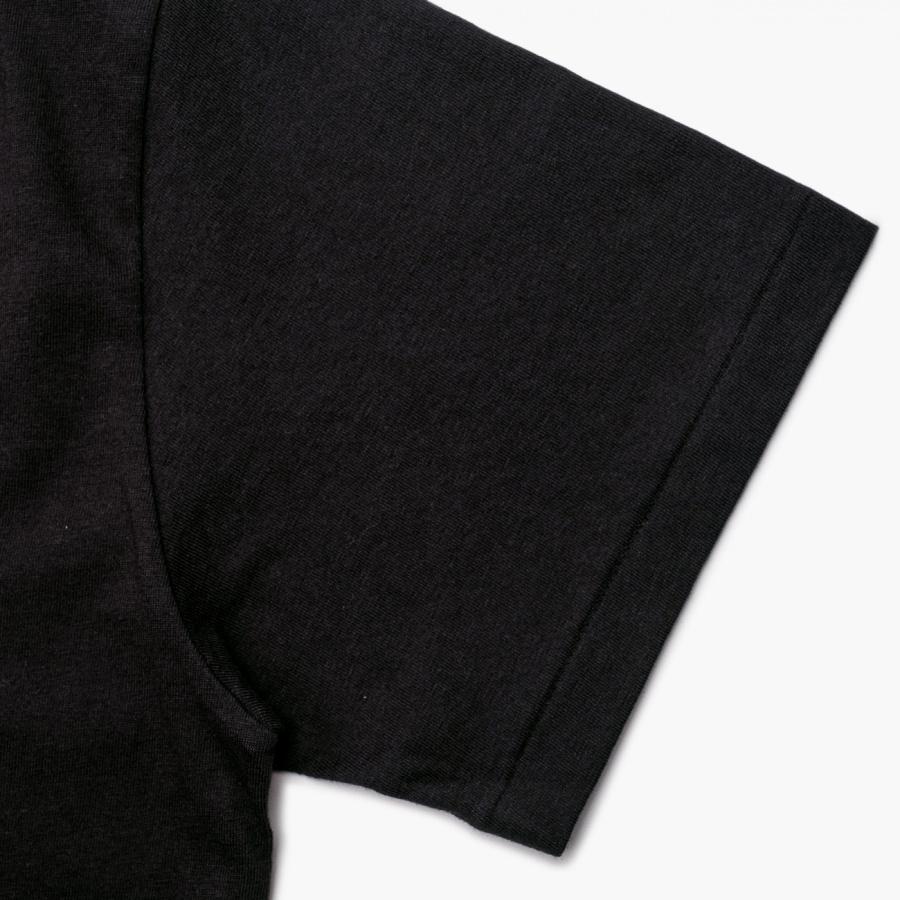 엠니(M.Nii) ALL AROUND Logo T-Shirt / Navy