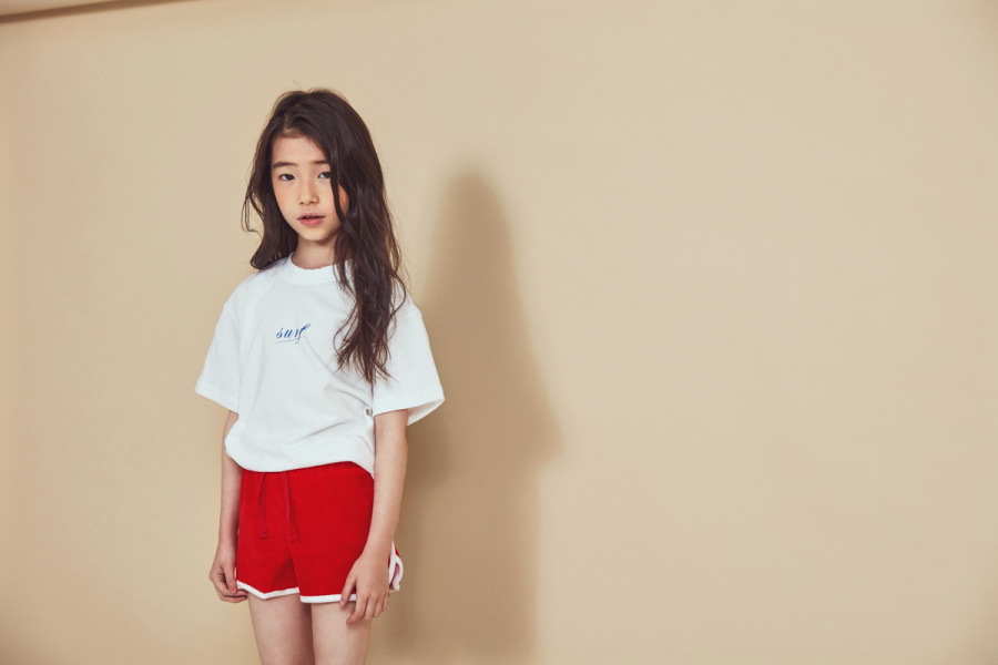분트(BUND) Surf T Shirts For Kids N.2