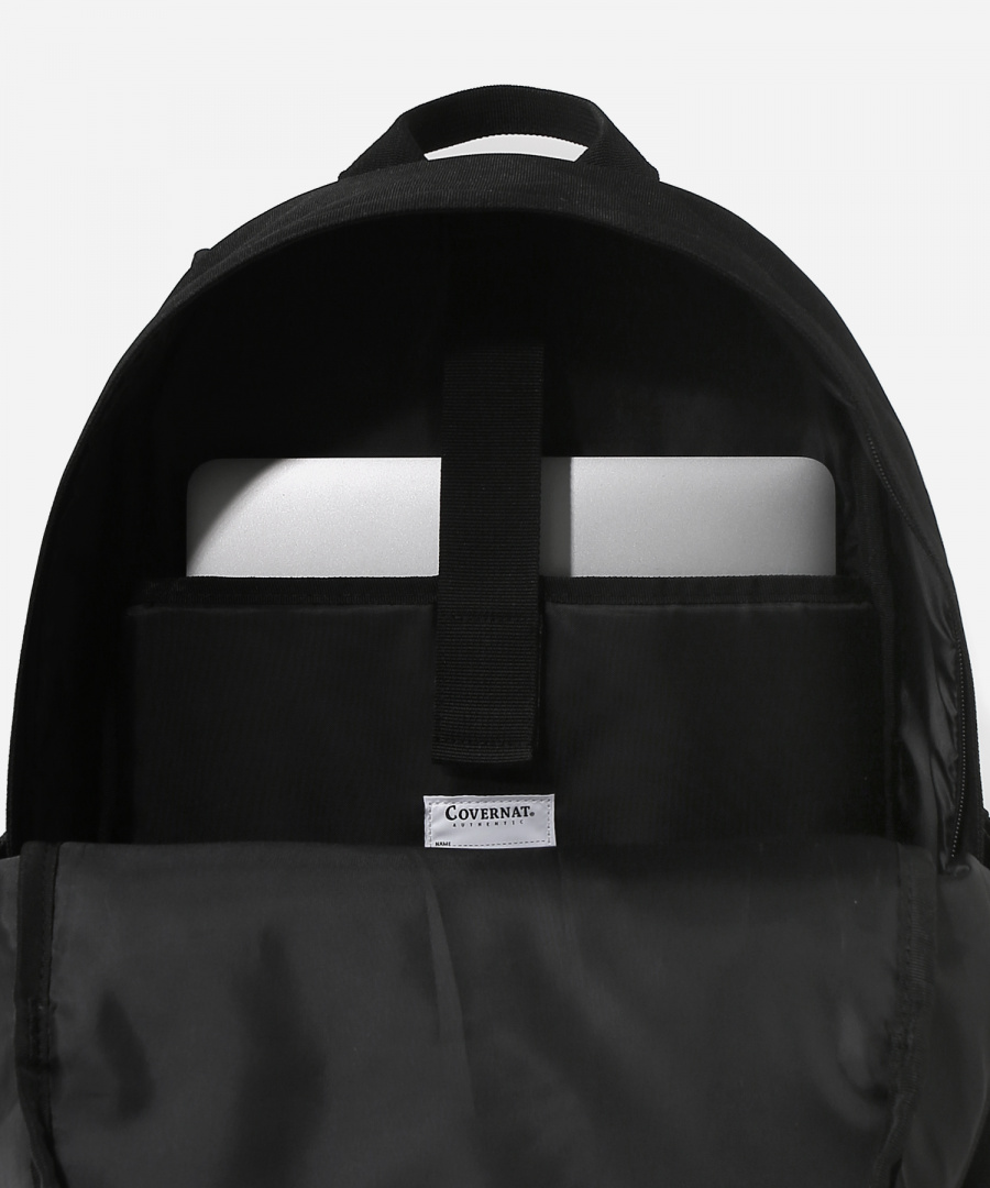 커버낫(COVERNAT) CORDURA DAILY RUCKSACK BLACK