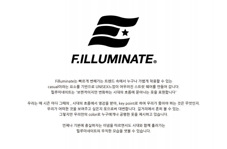 필루미네이트(FILLUMINATE) 유니섹스 배스트 체크 셔츠-브라운