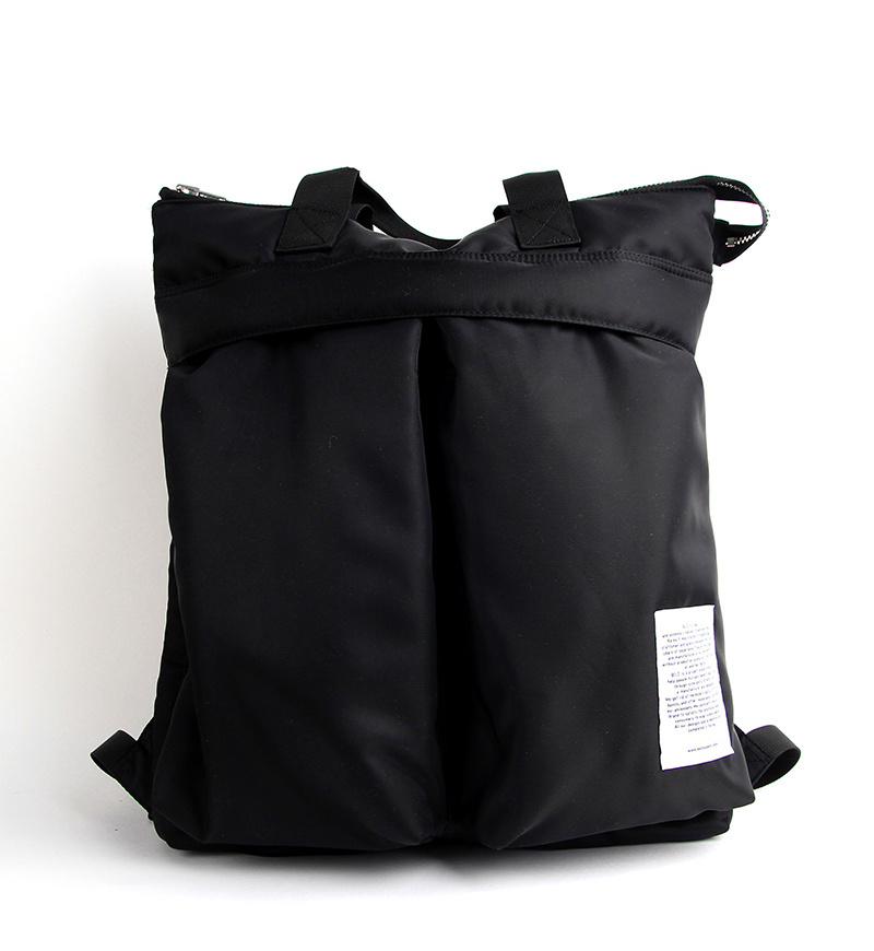벨즈(BELZ) DEFINE CITY BACKPACK BLACK