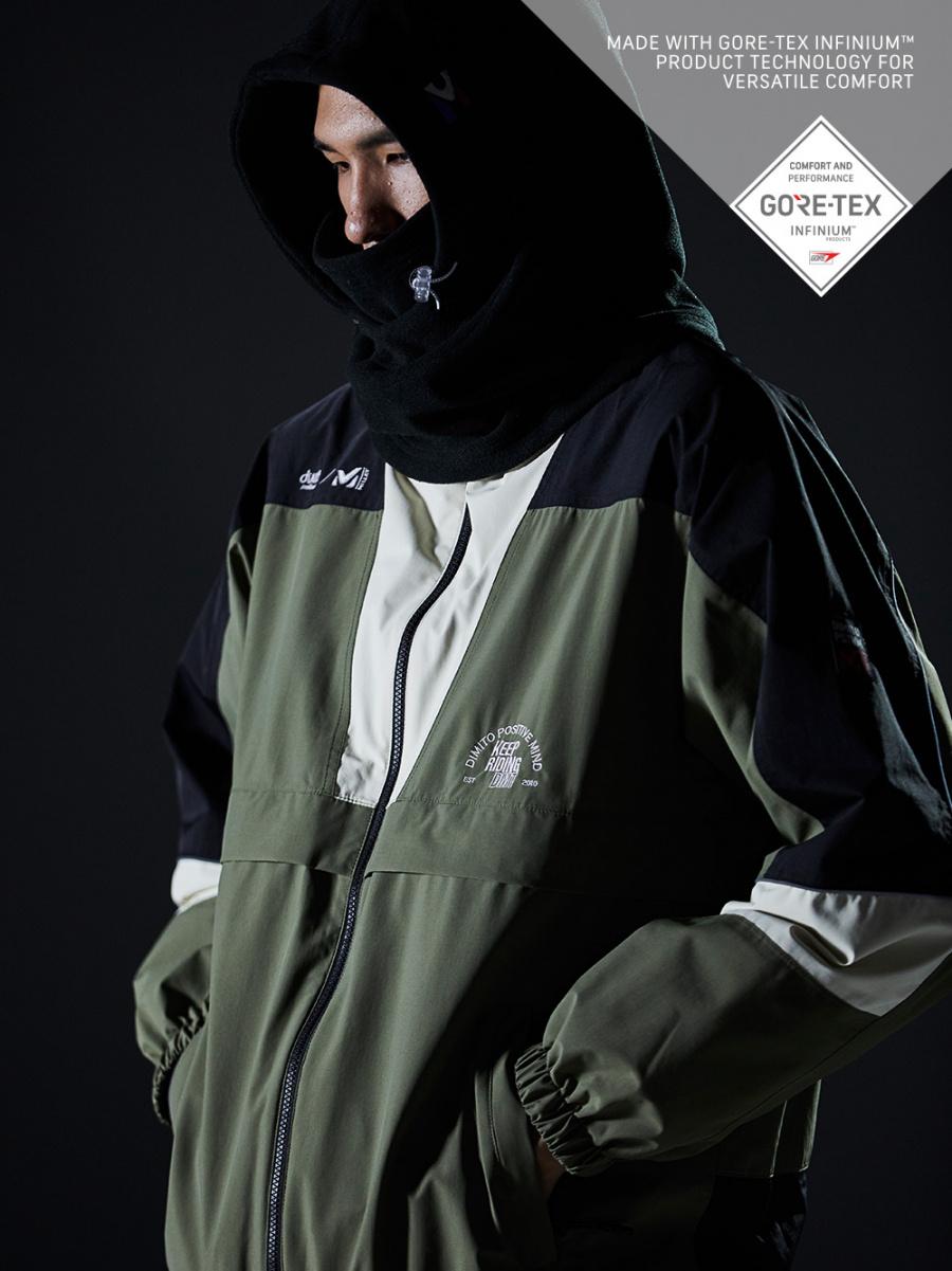 디엠티_피에스티브이엠(dmt_pstvm) dm track jacket (dimito x millet