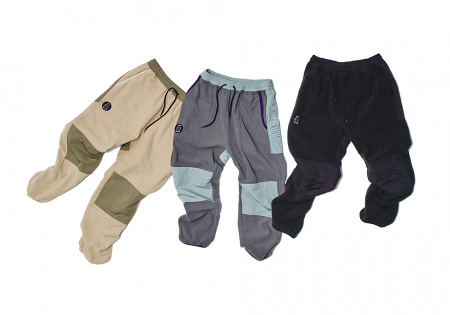 디엠티피에스티브이엠dmtpstvm dm fleece pants dimito x millet
