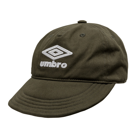 엄브로(UMBRO) 플리스안감 이어플랩 캡 카키 (U0423CCPO1)