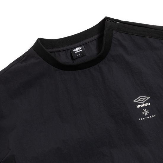 엄브로(UMBRO) Woven Long Sleeve Black (U0421CWTN7)