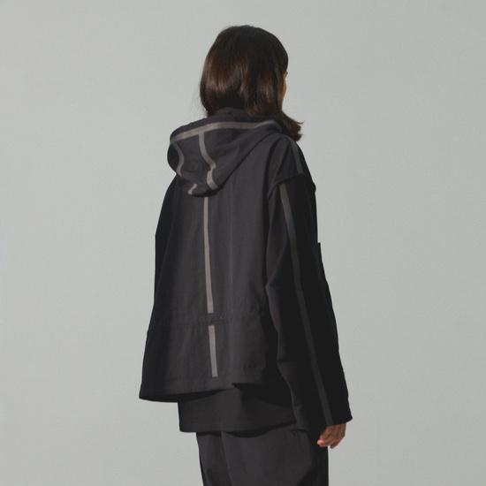엄브로(UMBRO) Full Zip-Up X Padding Black (U0421CPJN7)