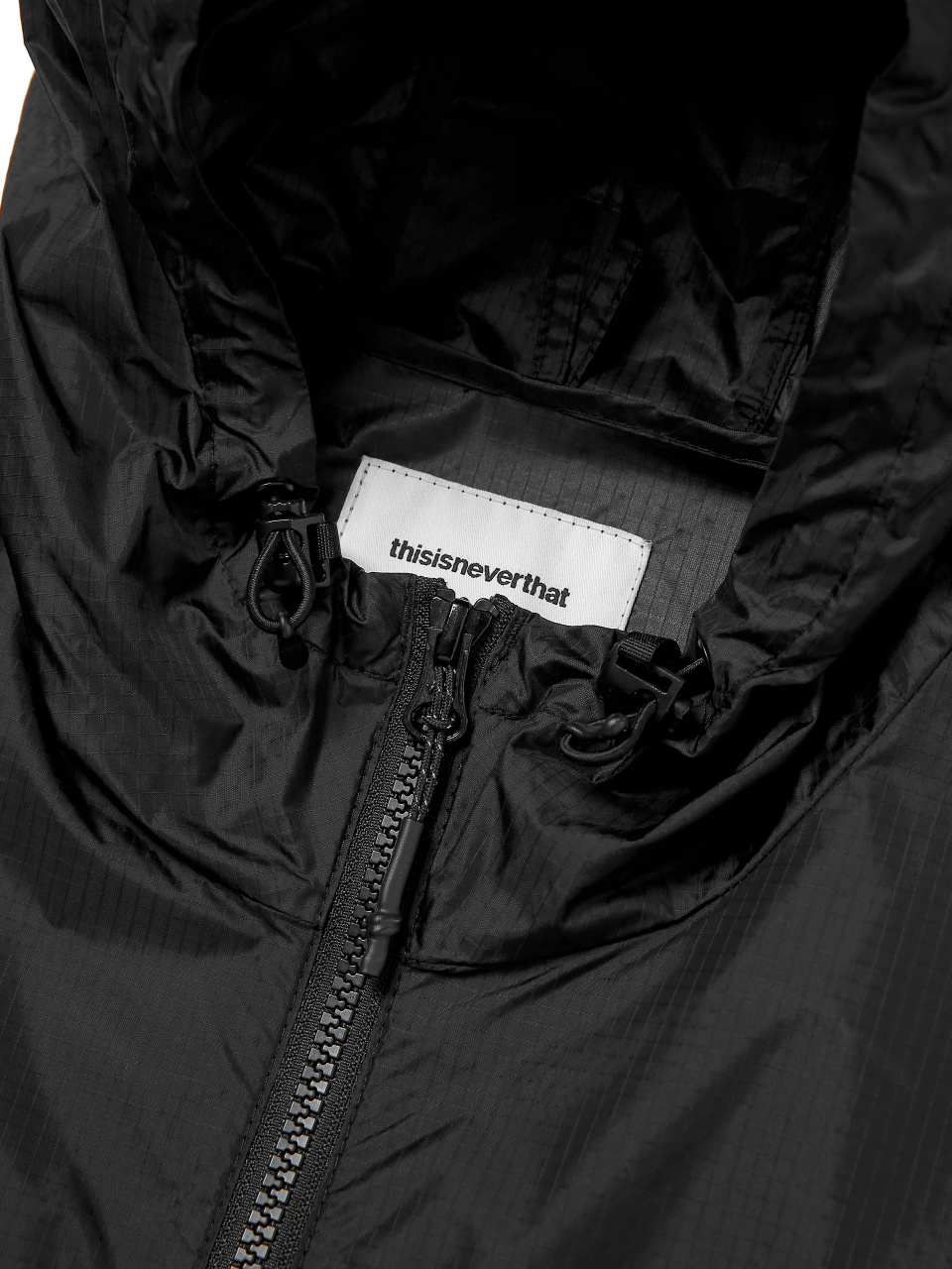 디스이즈네버댓(THISISNEVERTHAT) T-Light Jacket Black
