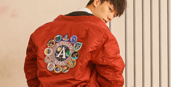 ALPHA INDUSTRIES 18FW COLLECTION & COLLABORATION