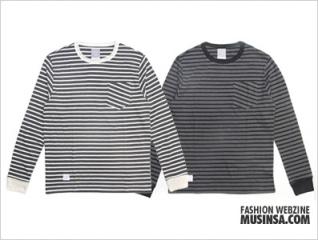Raclique Pocket T-Shirts 발매소식입니다.