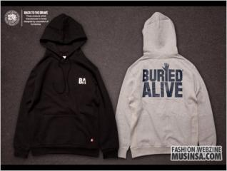 Buried Alive 2009 A/W season Part.02 발매소식입니다.