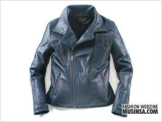 BLACKHIST 09년도ver HIGH NECK RIDERS JACKET 발매정보입니다.