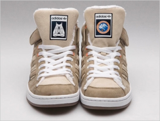 "CLOT x adidas Originals Star Wars ""Hoth"" Superskate"