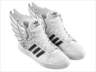 adidas Originals by Originals Jeremy Scott JS Wings 2.0 Leather