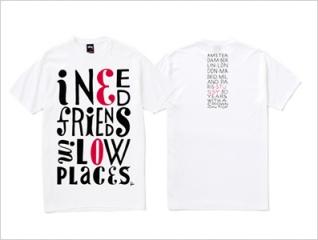 """Parra x Stussy XXX """"Low Places"""" T-shirt"""