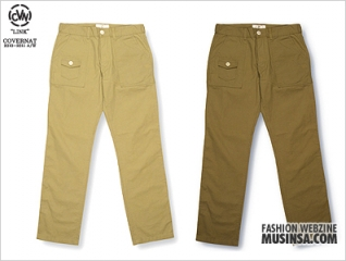 COVERNAT PANTS COLLECTION