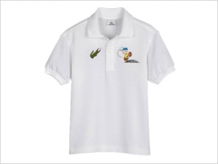 Lacoste x Peanuts 60th Anniversary Polo Shirts Collection