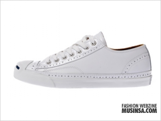 Jack Purcell BRG OX White