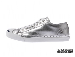 Jack Purcell BRG OX Silver