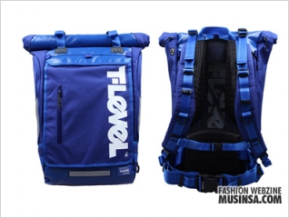 Infinity Rolltop 43L Backpack