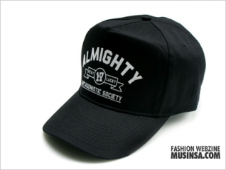 ALMIGHTY VARSITY CAP