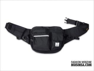 AdDICT WAIST BAG Black