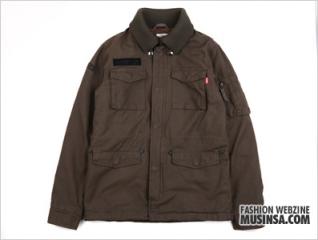 Resistance M-65 Jacket