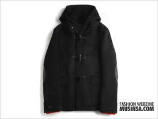 Marquee Duffle Coat