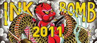 Ink Bomb, the Real Tattoo Convention, 진짜 타투 컨벤션, 잉크밤