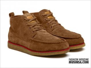 Ransom x adidas Originals 2011 Fall/Winter Bluff Mid Crepe 발매소식 입니다.