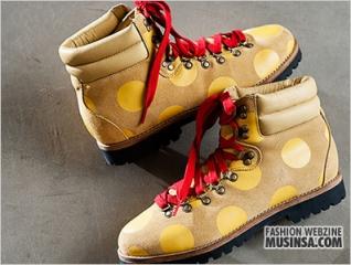 Jeremy Scott x adidas Originals by Originals JS Polka Dot Boots 발매소식 입니다.