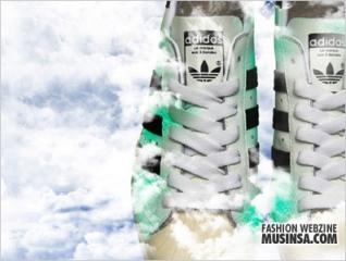 atmos x adidas Originals SS80′s G-SNK4 발매소식 입니다.